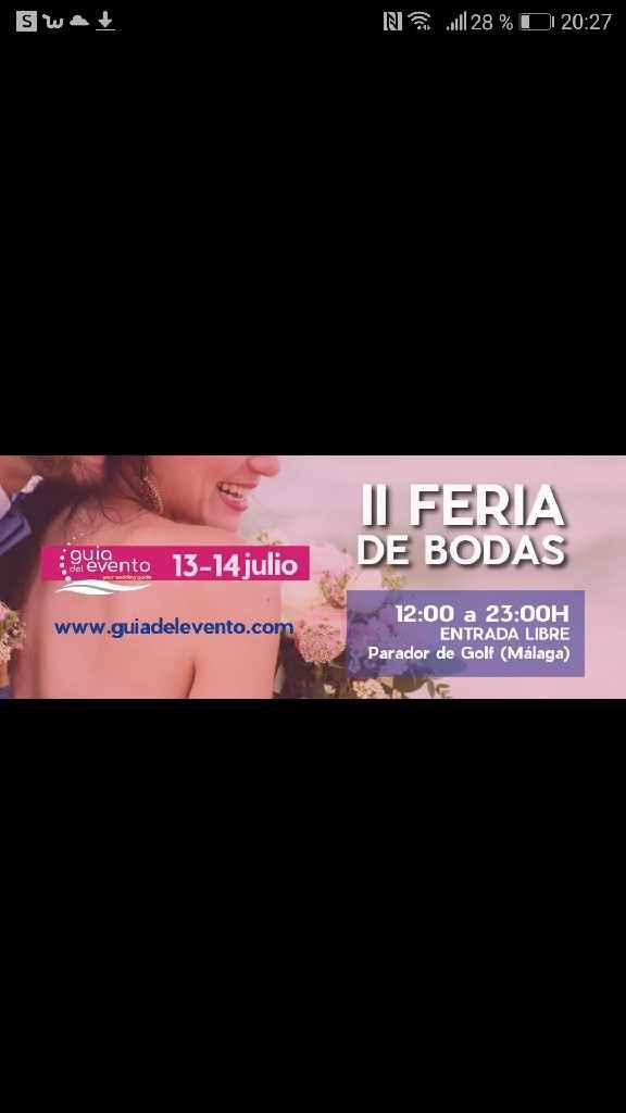 Novi@s Málaga 2019: ¡Preséntate! - 1