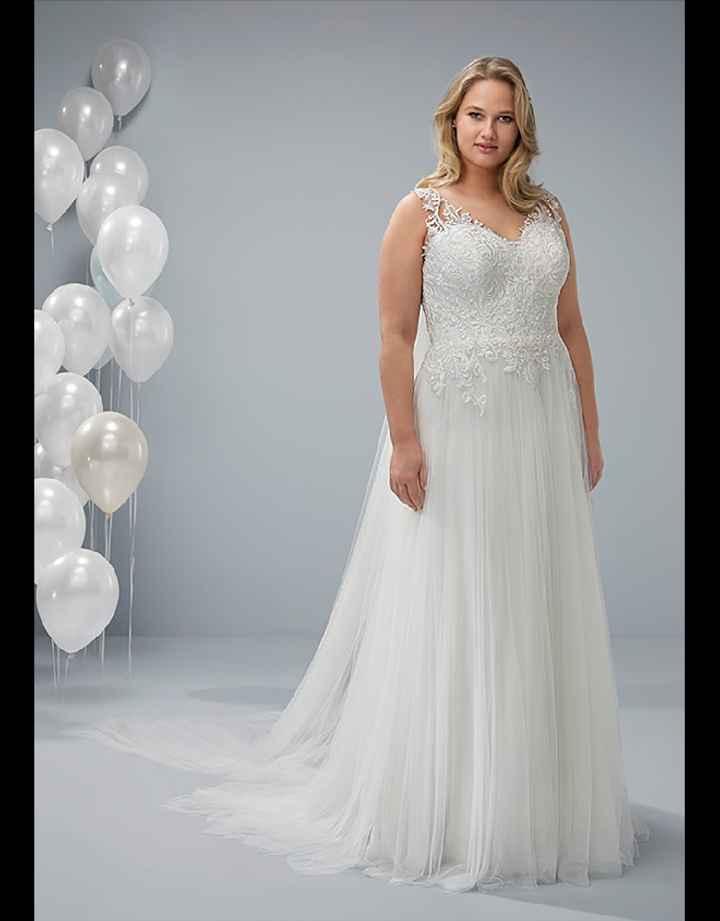 Vestidos novia talla grande en malaga - 2