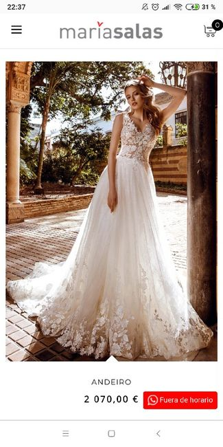 vestido de novia: ¡ayuda! - organizar una boda - foro bodas