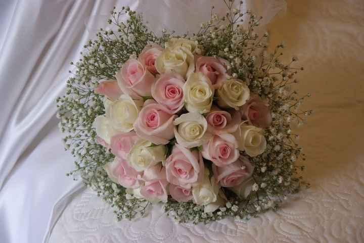 mi ramo de novia