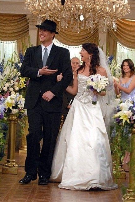 las bodas y vestidos de como conocí a vuestra madre - bodas famosas