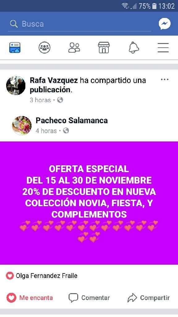 Descuentos en Pacheco del 15 al 30 - 1