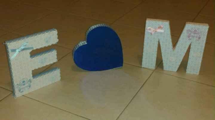 Mis letras - 1