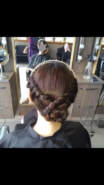 Dudas con el peinado 1