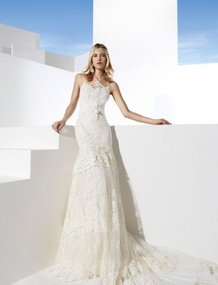 Dudas con los vestidos Yolancris - Moda nupcial - Foro Bodas.net