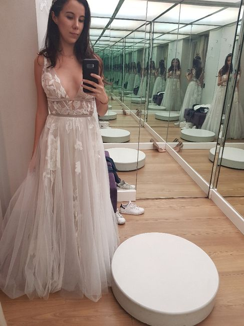 Segundo vestido de novia 3