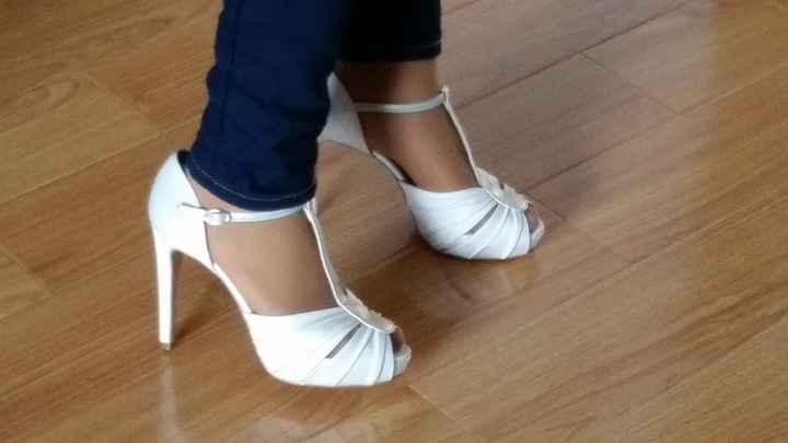 Mis zapatos de angel alarcón!! - 1