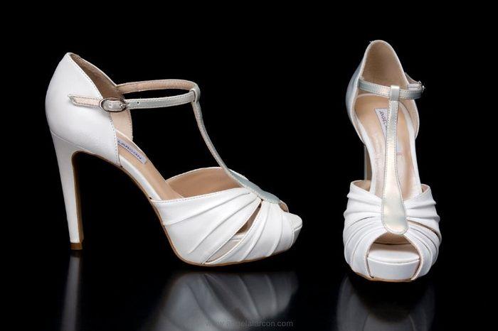 Los zapatos de todas las novias! - 1