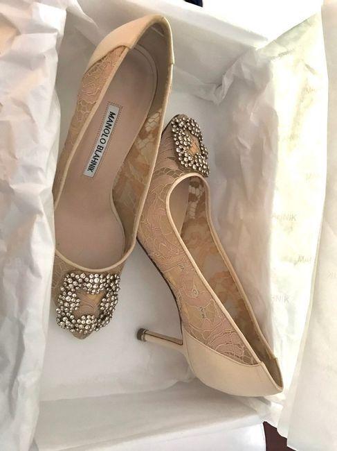 ¿Cuánto os han costado los zapatos de la boda? 2
