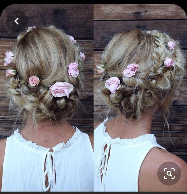 Peinados para bodas ! 20