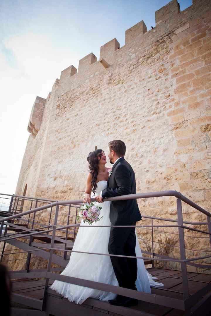 Castillo boda
