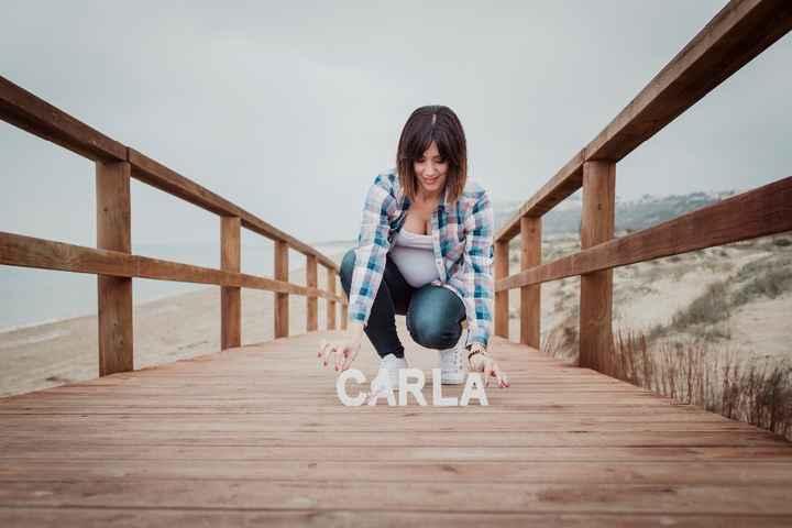 Embarazo Carla