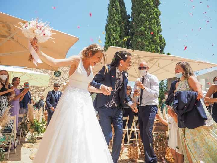 ¿Con cuántos ❤️ valoras el día de tu boda? - 1
