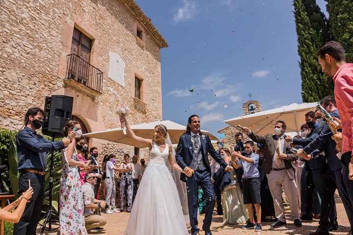 ¿Con cuántos ❤️ valoras el día de tu boda? - 3