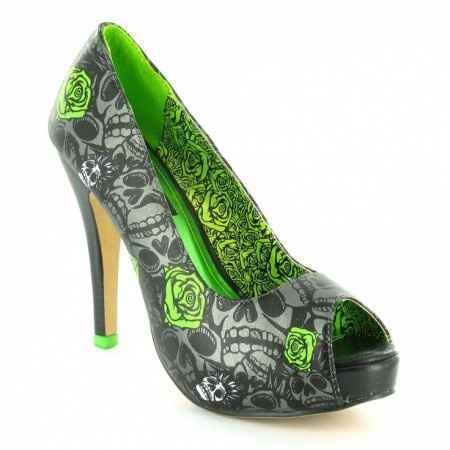 Zapatos Iron Fist