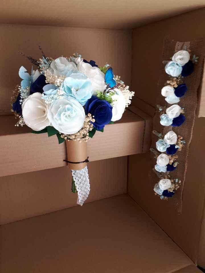 Ramo de flores preservadas! - 1