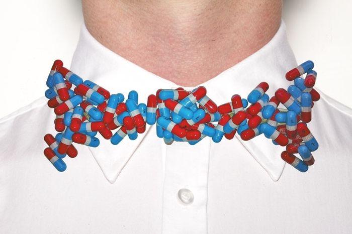 Corbatas y pajaritas para novios atrevidos - 2