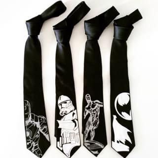 Corbatas y pajaritas para novios atrevidos - 16