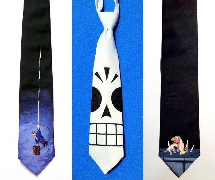 Corbatas y pajaritas para novios atrevidos - 23