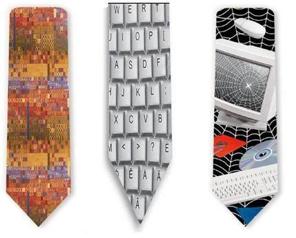 Corbatas y pajaritas para novios atrevidos - 24