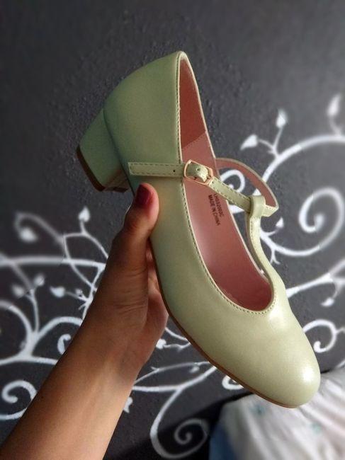 ¡Ya tengo mis zapatos! 1