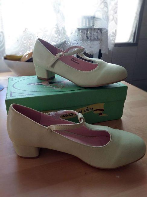 ¡Ya tengo mis zapatos! - 2