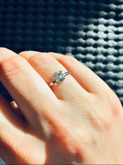 ¿Cómo es tu anillo de compromiso? 💍 9