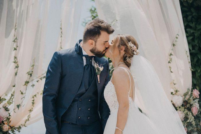 Nuestra boda de Cuento 9