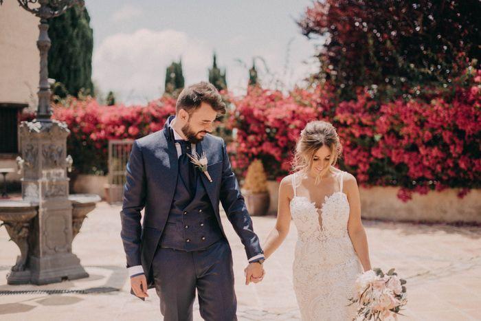 Nuestra boda de Cuento 11
