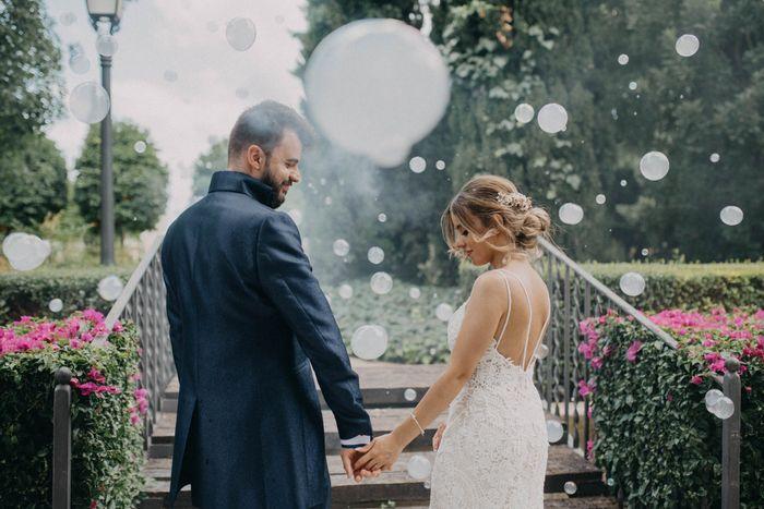 Nuestra boda de Cuento 13