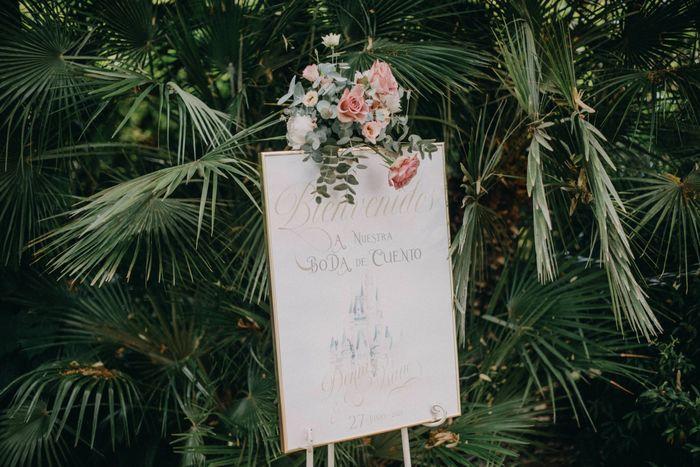Nuestra boda de Cuento 1