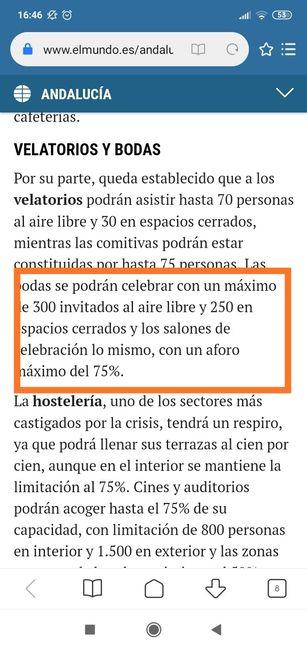 Nueva normalidad en Andalucía 1