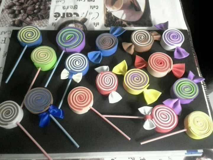 Mis cositas para candy bar - 2