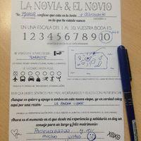 Cuestionarios, juego espía...📝💓 - 2