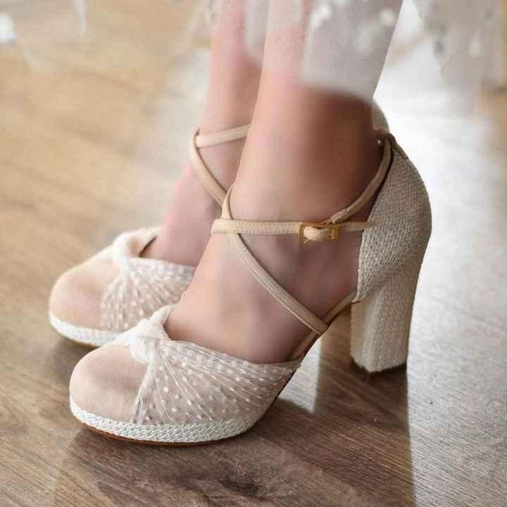 Zapatos baratos - 1