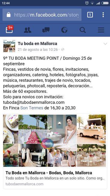 Feria de boda Tuboda meeting point