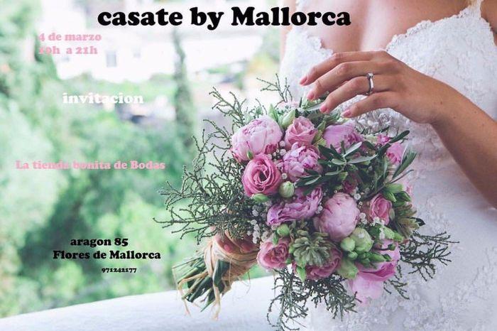 Jornada de puertas abiertas Flores de Mallorca