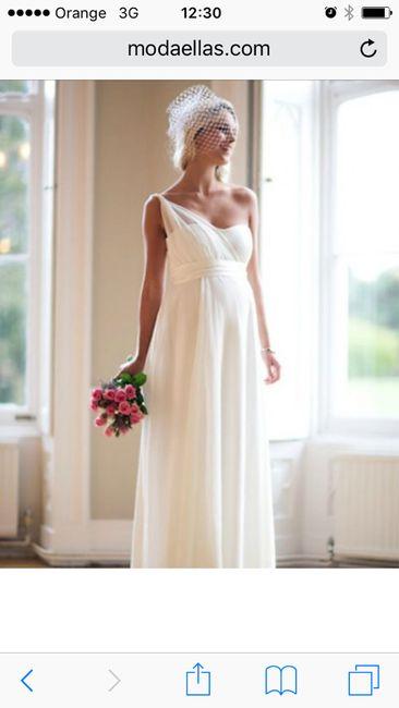 Mi vestido de novia embarazada!!! - Moda nupcial - Foro ...