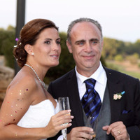 Monica y Virgilio