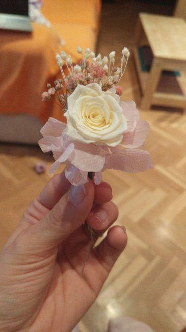 Ramo flores preservadas 5
