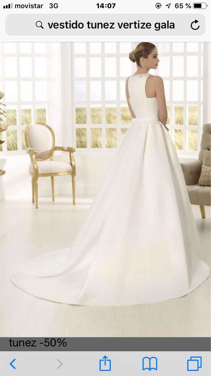Mi vestido! - 2