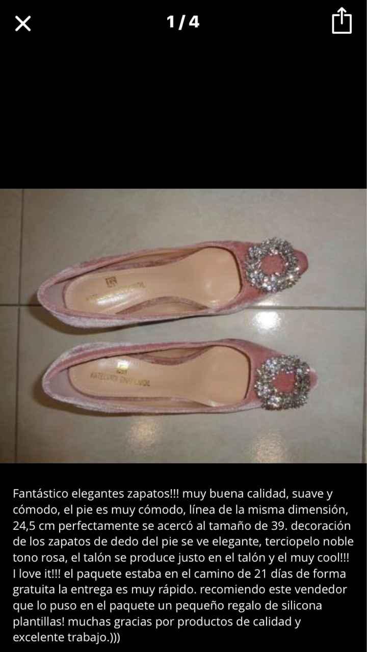Zapatos estilo Carrie - 2