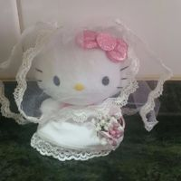 La Hello Kitty novia