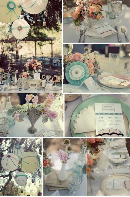 Estilo Vintage Decoracion Para Bodas ~ Ideas con encanto Fotos bodas net