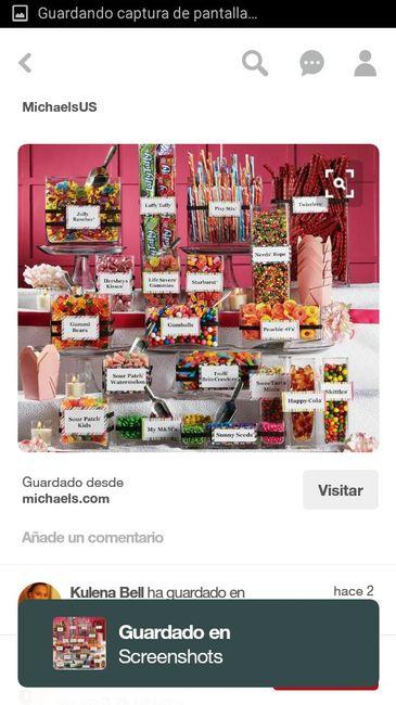 Mesas dulces - 2