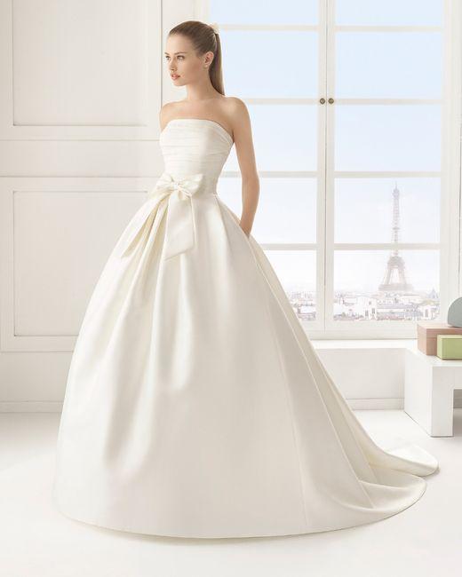 Vestido Encanto colección Rosa Clará Two 2016