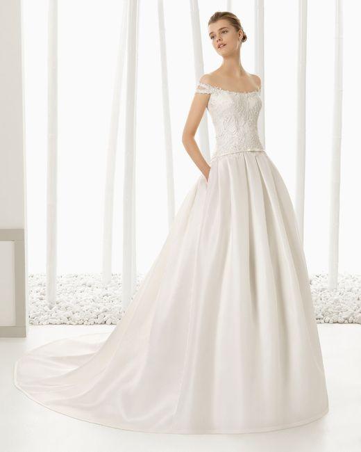 06b36623b Vestido Detroit colección Rosa Clará 2016. DEVIS. DEVIS. DIANA. DIANA