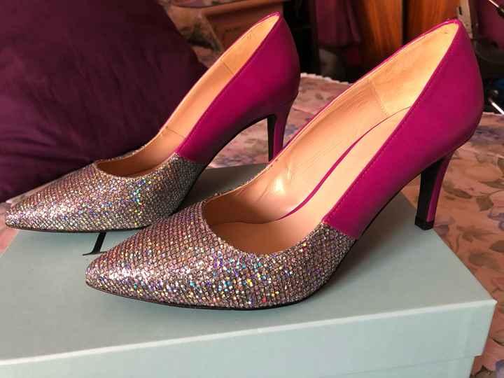Zapato de novia - 1