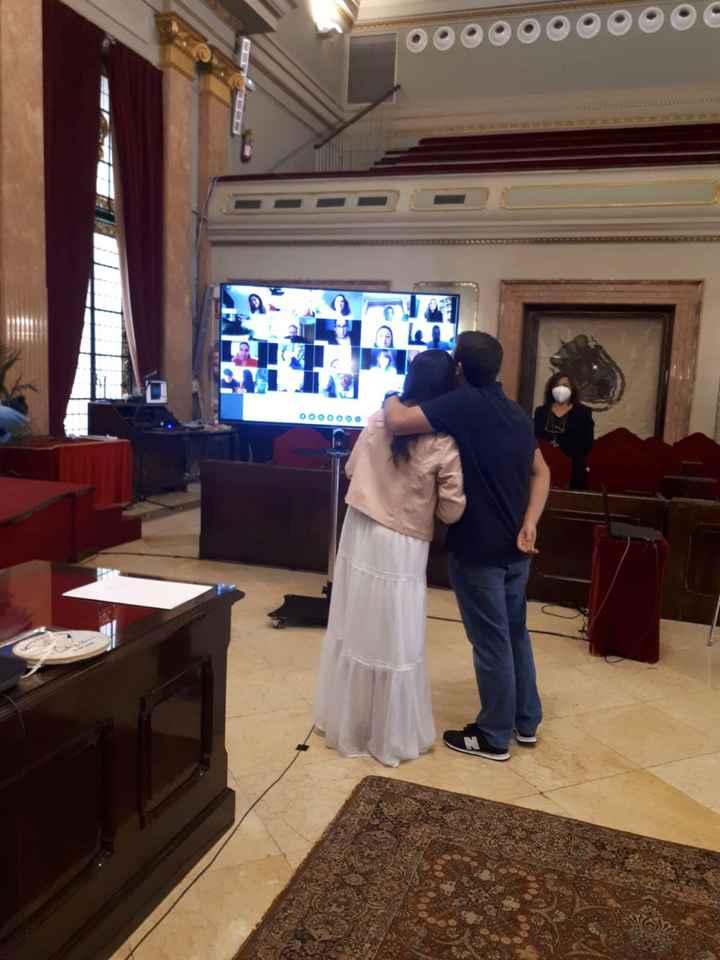 Mi Boda virtual desde el ayuntamiento - 3