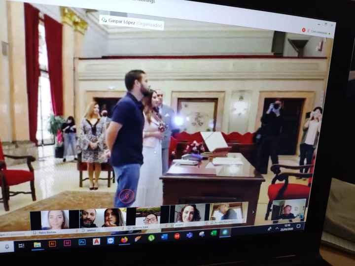 Mi Boda virtual desde el ayuntamiento - 4